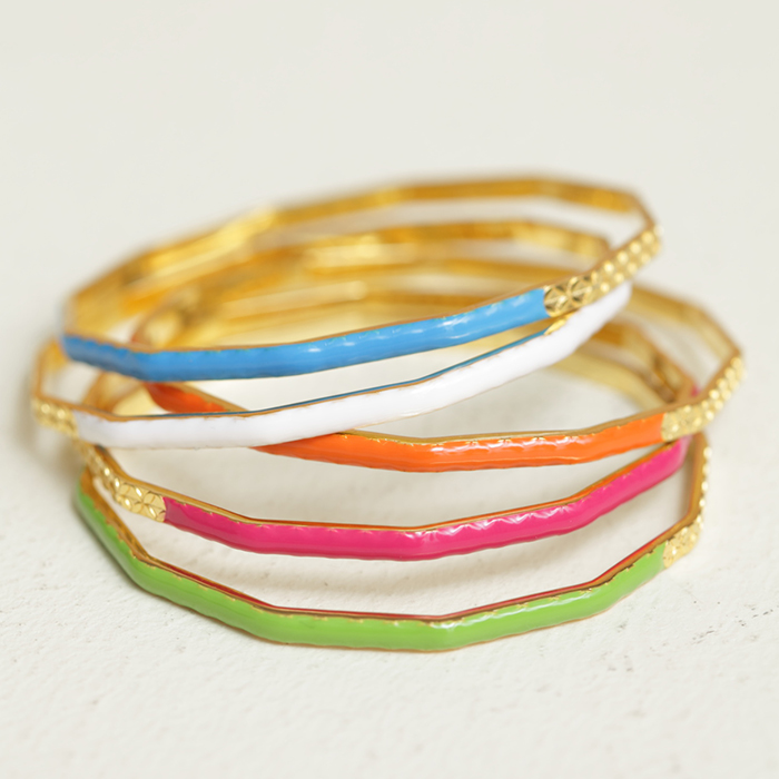 PAINTED BANGLE